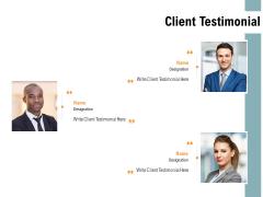 Client Testimonial Teamwork Ppt PowerPoint Presentation Slides Introduction