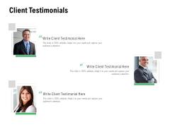 Client Testimonials Introduction Ppt PowerPoint Presentation Infographics Skills