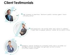 Client Testimonials Teamwork Ppt PowerPoint Presentation Summary Pictures