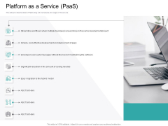 Cloud Based Marketing Platform As A Service Paas Ppt PowerPoint Presentation Model Slideshow PDF