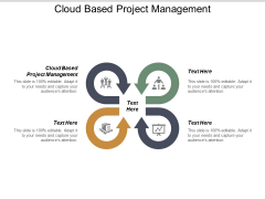 Cloud Based Project Management Ppt PowerPoint Presentation Portfolio Themes Cpb