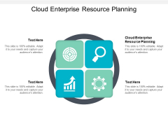 Cloud Enterprise Resource Planning Ppt PowerPoint Presentation Summary Example Introduction Cpb