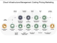 Cloud Infrastructure Management Costing Pricing Marketing Ppt Powerpoint Presentation Portfolio