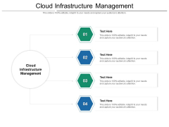 Cloud Infrastructure Management Ppt PowerPoint Presentation Show Influencers Cpb Pdf