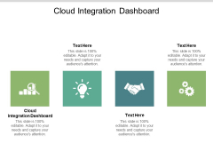 Cloud Integration Dashboard Ppt PowerPoint Presentation Background Designs Cpb