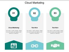 Cloud Marketing Ppt PowerPoint Presentation Portfolio Show Cpb