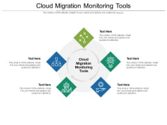 Cloud Migration Monitoring Tools Ppt PowerPoint Presentation Styles Grid Cpb Pdf