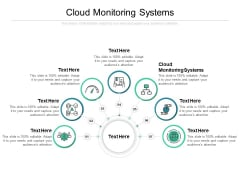 Cloud Monitoring Systems Ppt PowerPoint Presentation Infographic Template Images Cpb