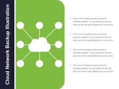 Cloud Network Backup Illustration Ppt PowerPoint Presentation Gallery Layout Ideas PDF