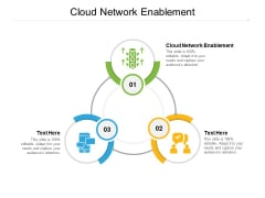 Cloud Network Enablement Ppt PowerPoint Presentation Slides Mockup Cpb Pdf