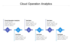 Cloud Operation Analytics Ppt PowerPoint Presentation Summary Mockup Cpb