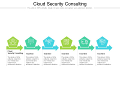 Cloud Security Consulting Ppt PowerPoint Presentation Outline Maker Cpb Pdf