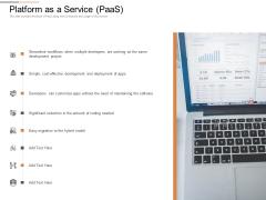 Cloud Services Best Practices Marketing Plan Agenda Platform As A Service Paas Information PDF