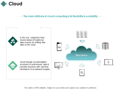 Cloud Technology Marketing Ppt PowerPoint Presentation Layouts Example
