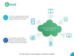 Cloud Technology Ppt PowerPoint Presentation Portfolio Skills