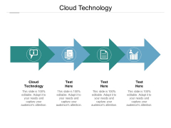 Cloud Technology Ppt PowerPoint Presentation Visuals Cpb Pdf