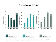 Clustered Bar Finance Ppt Powerpoint Presentation Ideas Themes
