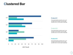 Clustered Bar Finance Ppt PowerPoint Presentation Slides Guidelines