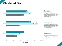 Clustered Bar Finance Ppt PowerPoint Presentation Summary Maker