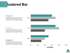 Clustered Bar Investment Analysis Ppt PowerPoint Presentation Model Pictures