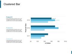 Clustered Bar Ppt PowerPoint Presentation Outline Skills