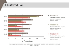 Clustered Bar Ppt PowerPoint Presentation Professional Objects