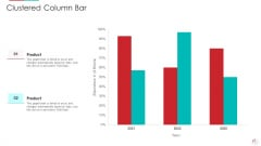 Clustered Column Bar Professional PDF