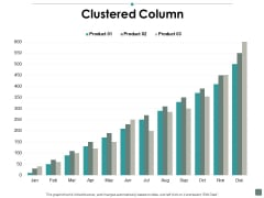 Clustered Column Contribution Ppt PowerPoint Presentation Icon Graphics Design