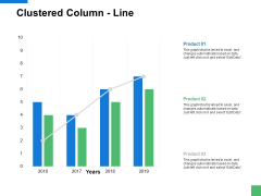 Clustered Column Line Analysis Ppt PowerPoint Presentation Ideas Layout