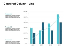 Clustered Column Line Analysis Ppt PowerPoint Presentation Infographics Slide Portrait