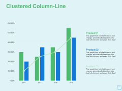 Clustered Column Line Graph Ppt PowerPoint Presentation Icon Show