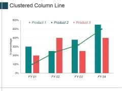 Clustered Column Line Ppt Powerpoint Presentation Ideas Inspiration