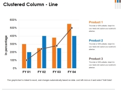 Clustered Column Line Ppt PowerPoint Presentation Summary Background Image