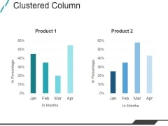 Clustered Column Ppt PowerPoint Presentation Picture