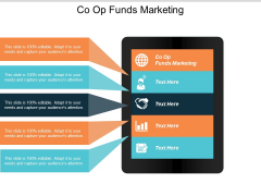 Co Op Funds Marketing Ppt Powerpoint Presentation Pictures Show Cpb