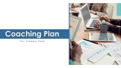 Coaching Plan Marketing Excel Ppt PowerPoint Presentation Complete Deck With Slides