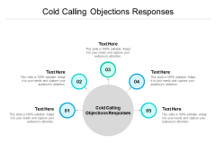 Cold Calling Objections Responses Ppt PowerPoint Presentation Styles Picture Cpb Pdf