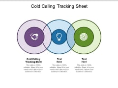 Cold Calling Tracking Sheet Ppt PowerPoint Presentation Icon Good Cpb Pdf