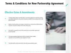 Collaboration Agreement Terms And Conditions For New Partnership Agreement Ppt Pictures Templates PDF