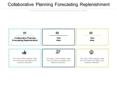 Collaborative Planning Forecasting Replenishment Ppt PowerPoint Presentation Show Demonstration Cpb