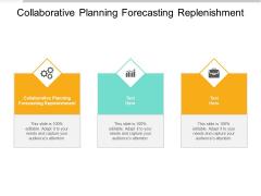 Collaborative Planning Forecasting Replenishment Ppt PowerPoint Presentation Slides Graphics Tutorials Cpb Pdf