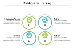 Collaborative Planning Ppt PowerPoint Presentation Layouts Graphic Images Cpb