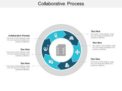 Collaborative Process Ppt PowerPoint Presentation Infographic Template Deck Cpb