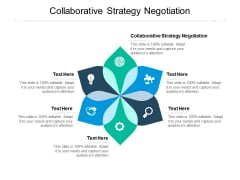 Collaborative Strategy Negotiation Ppt PowerPoint Presentation Styles Example Cpb Pdf