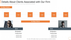 Collaborative Workplace Investor Capitalizing Details About Clients Associated With Our Firm Download PDF