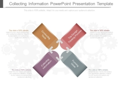 Collecting Information Powerpoint Presentation Template