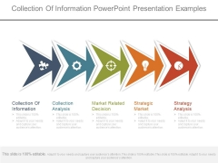 Collection Of Information Powerpoint Presentation Examples