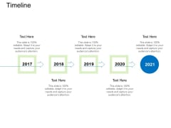 Collective Equity Funding Pitch Deck Timeline Slides PDF