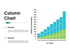 Column Chart Employee Value Proposition Ppt PowerPoint Presentation Slides Graphics Design
