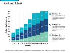 Column Chart Investment Ppt PowerPoint Presentation Show Diagrams